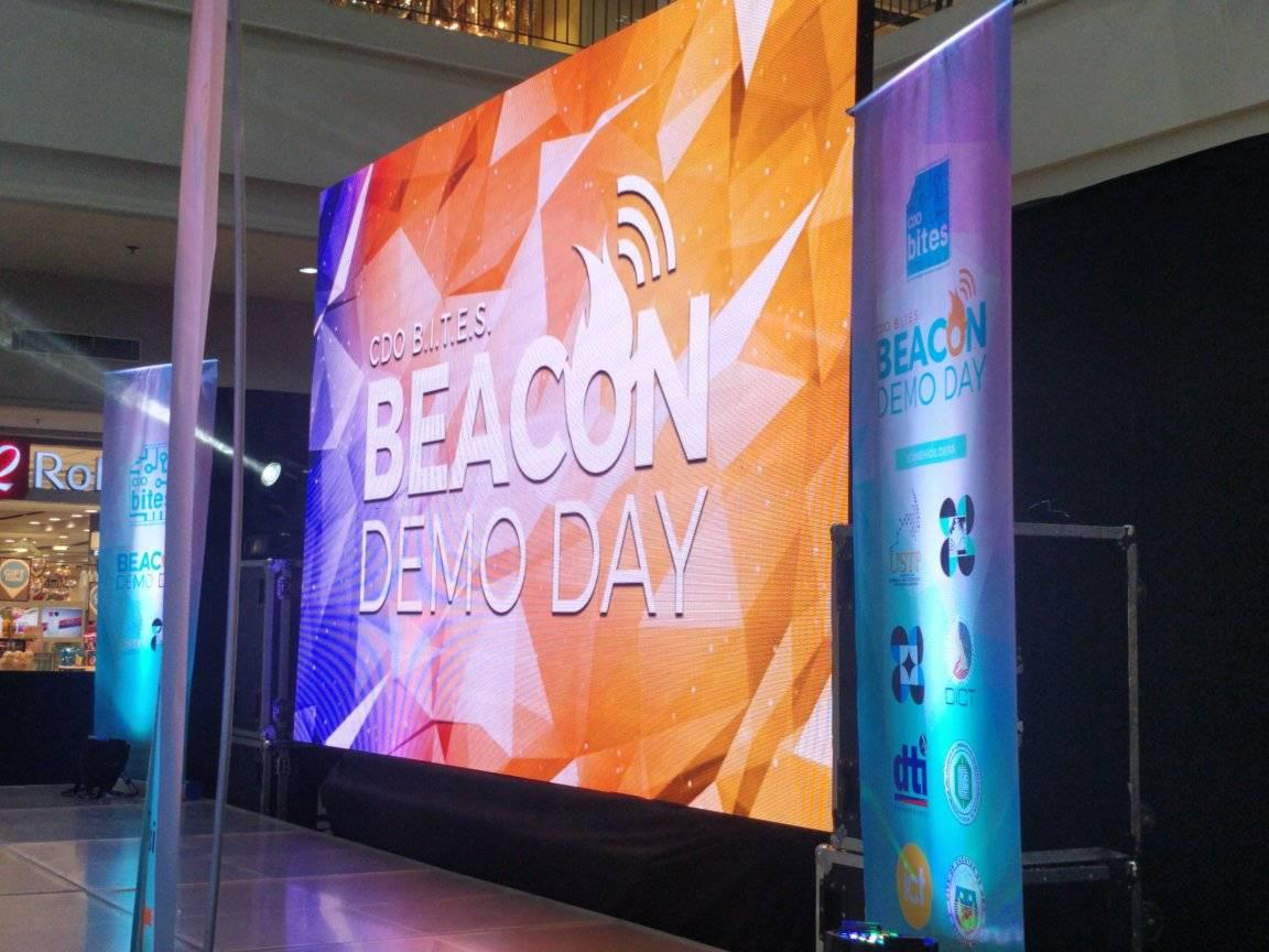 Beacon CDO BITES Demo Day